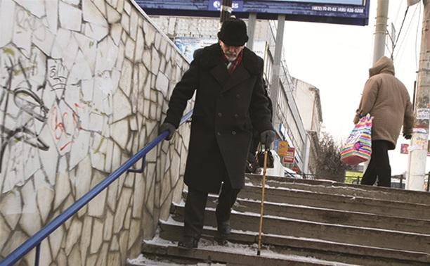 На защиту тульских дорог от гололеда потратят 21 млн рублей