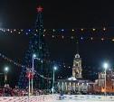 В Туле на Новый год установят новую ёлку