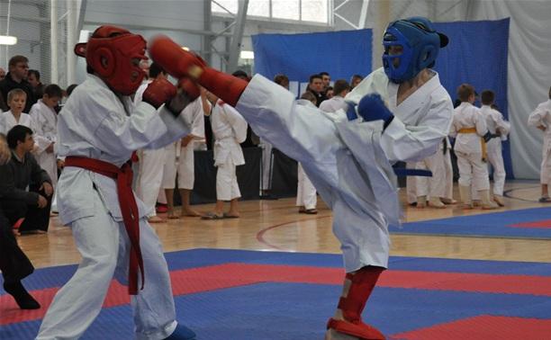 Тульские каратисты отличились на «Кубке Чемпионов»