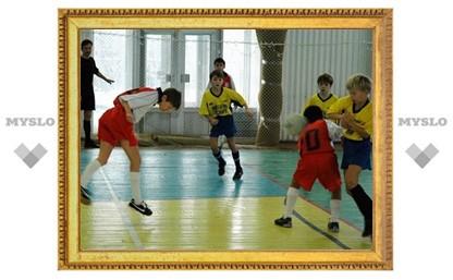 Тульские футболисты стали лучшими в Курске