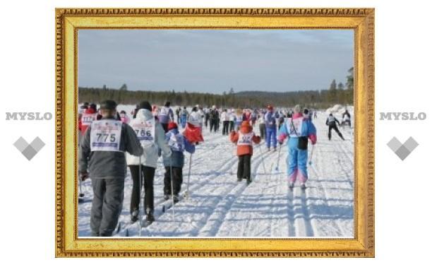 На «Лыжне России» пройдет «VIP-забег 2014»