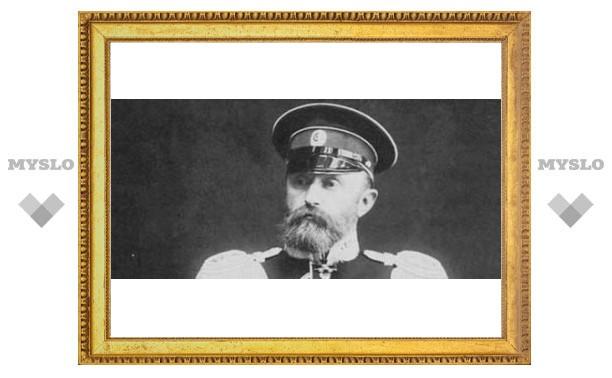 В Тулу приедут потомки адмирала Руднева