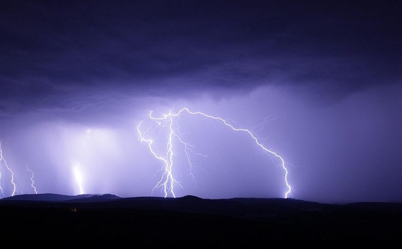 Метеопредупреждение: 1 июля в Туле возможна гроза