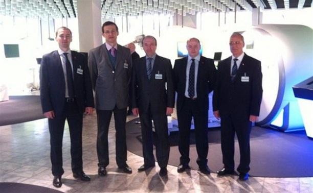Тульская бизнес-делегация установила деловые контакты с немецкими компаниями