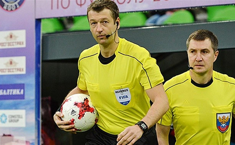 «Арсенал» и «Зенит» рассудит Алексей Матюнин из Москвы