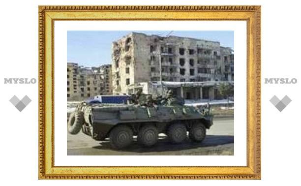 УФСБ по Чечне объявило о предотвращении терактов в Грозном