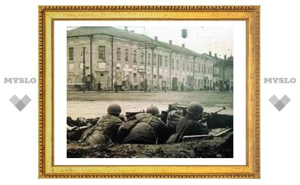 18 декабря: Тульский рабочий полк участвует в освобождении Калуги