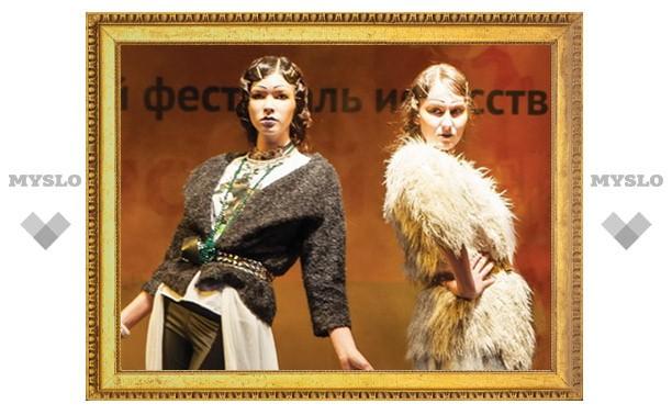 «Губернский стиль – 2013» в Туле: Русские красавицы, Садко и марионетки