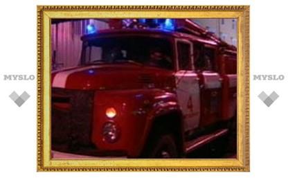 Тульские бомжи сожгли жилой дом