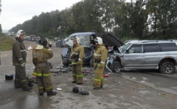 Восемь человек пострадали в аварии на трассе «Тула - Новомосковск»