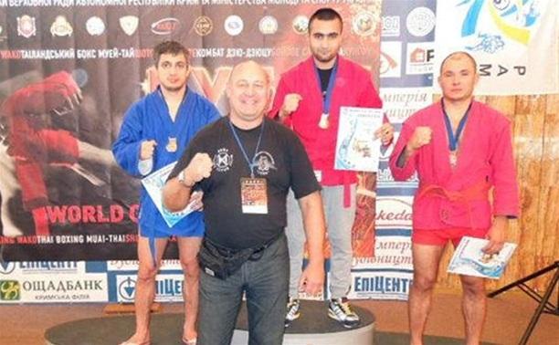 Самбист из Узловой стал сильнейшим на Кубке Европы