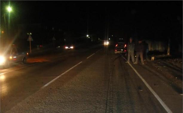 В выходные в авариях погибли два пешехода