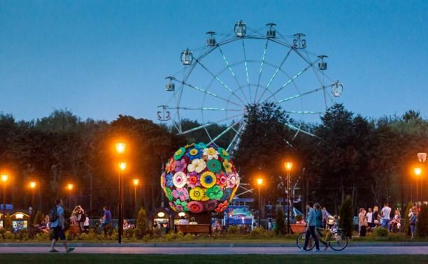 В Туле презентовали проект «Лето в парках»