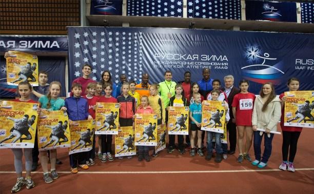 Тульские легкоатлеты показали себя в столице