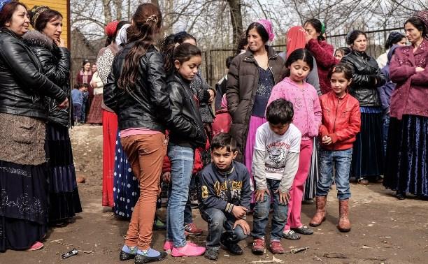 Цыгане с Косой Горы похитили 12-летнюю девочку