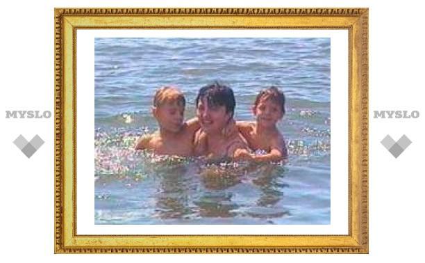 В Туле тонут дети