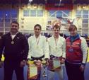 Тульские дзюдоисты выиграли комплект медалей на первенстве округа