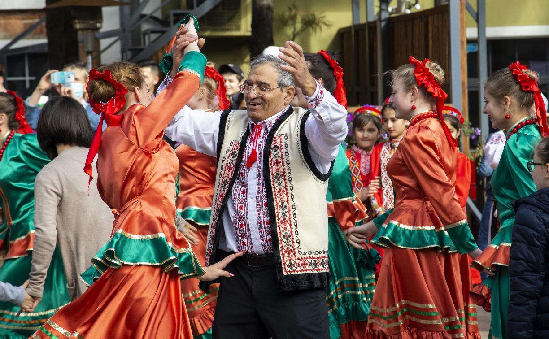 Фестиваль «Национальный квартал» в Туле: у нас разные обычаи, но душа одна!