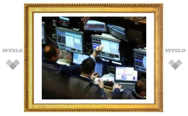 Индекс Dow Jones упал в шестой раз подряд