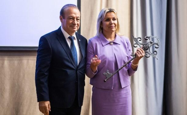 Мэром Тулы стала олимпийская чемпионка Ольга Слюсарева