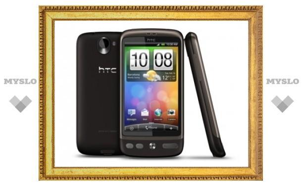 HTC официально представила в России новый флагманский смартфон