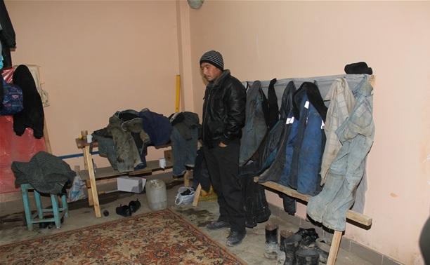 Миграционная служба провела очередной рейд по поиску нелегалов