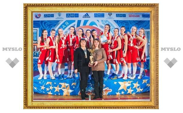 Тульские баскетболистки выиграли «КЭС-Баскет»