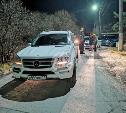 В Туле гаишники устроили погоню за пьяным на Mercedes-Benz