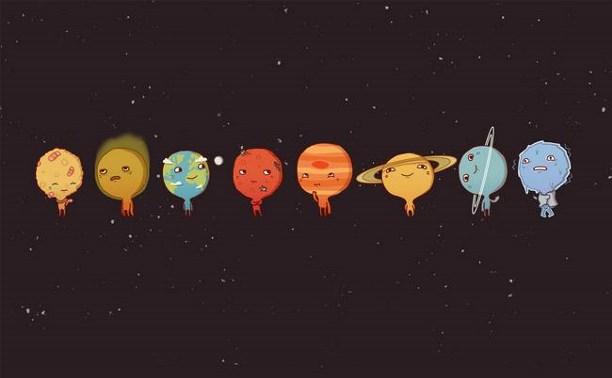 С 31 января жители России смогут наблюдать парад планет