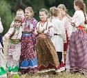 В ближайшие выходные на берегу Оки пройдет фольклорный фестиваль и турнир по пляжному футболу