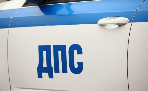 Под Богородицком сотрудники ГИБДД открыли стрельбу по угонщикам