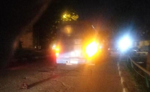 В Туле на ул. Станиславского автобус насмерть сбил женщину