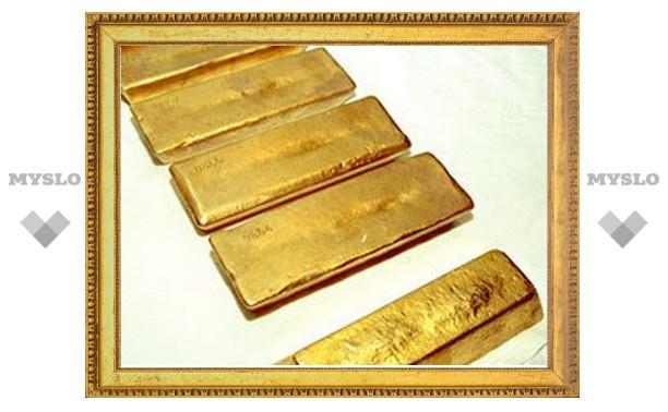 Цены на золото установили рекорд по двухдневному падению