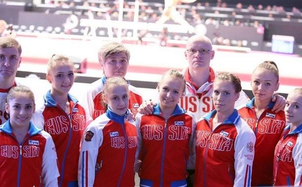 Ксения Афанасьева: «Мы ехали на Чемпионат мира бороться в первую очередь с собой»