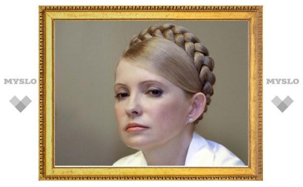 Тимошенко провела теледебаты в одиночестве