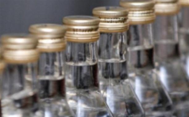 Под Тулой полиция обнаружила завод с контрафактным алкоголем