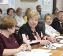 Депутаты Тульской облдумы обсудили пенсионное законодательство