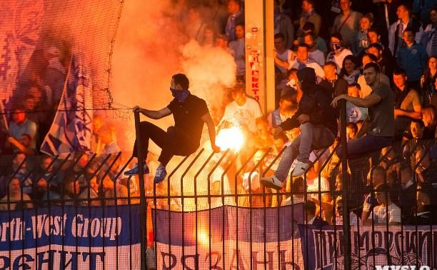 После матча с «Арсеналом» «Зенит» оштрафовали на 100 тысяч рублей