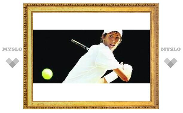 Тульский теннисист поднялся на 52 позиции