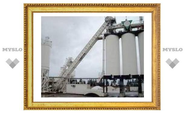 В Туле построят асфальтовый завод