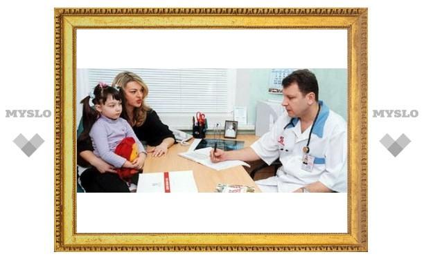 Тульские врачи проверят сельских жителей