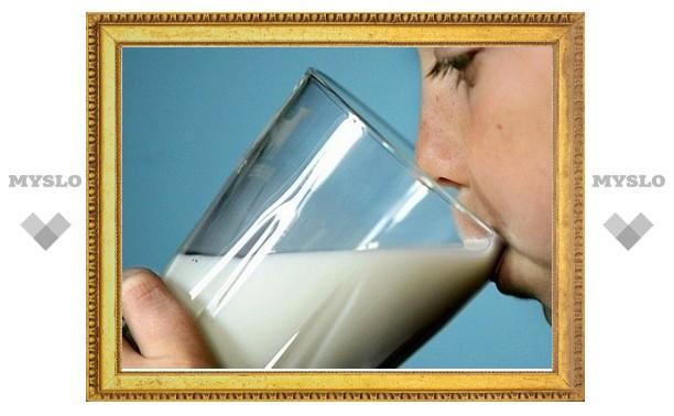 В тульских магазинах торговали молоком с растительными жирами