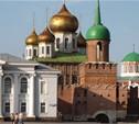 Основной этап реставрации Тульского кремля планируется завершить к сентябрю 2013 года