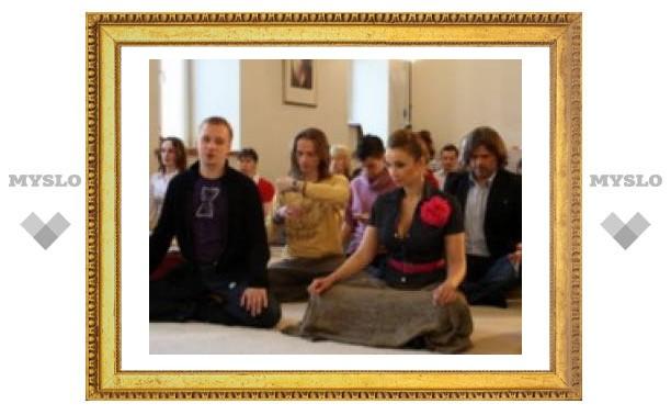 Анфисе Чеховой довелось побыть буддисткой