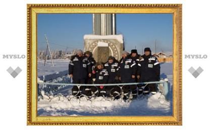 Совершено рекордное погружение в озеро на полюсе холода