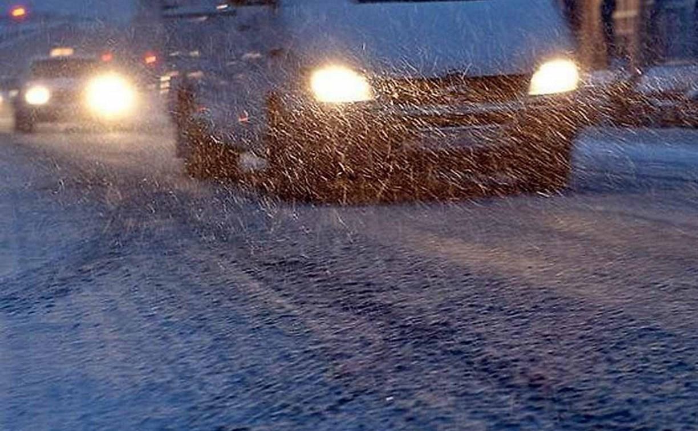 Погода в Туле 30 ноября: снег, гололедица и похолодание