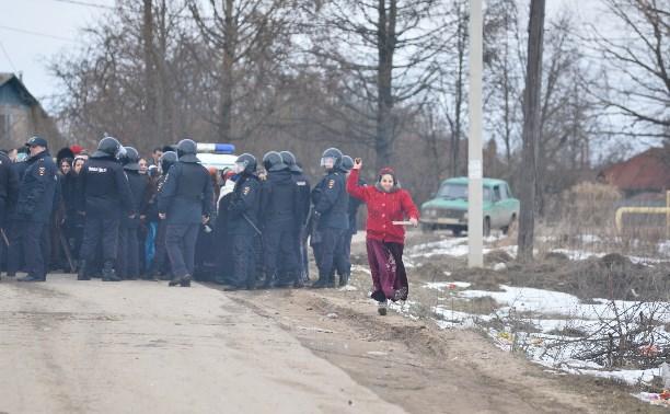 Администрация Тулы дала комментарий по поводу газового скандала в Плеханово