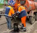 В Туле продолжается аварийно-восстановительный ремонт дорог