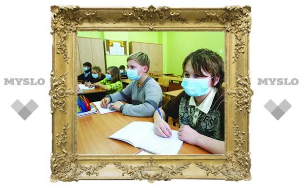 Эпидемия гриппа накрыла область