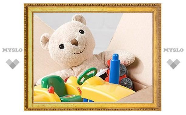 В Тульской области изъяты из продажи опасные детские игрушки